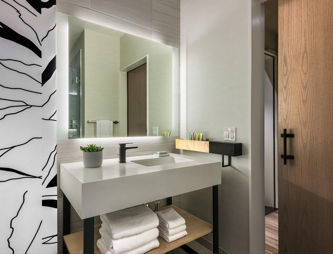 Hotel Zero Bathroom Vanity