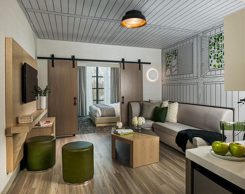 Hotel Zero Suite