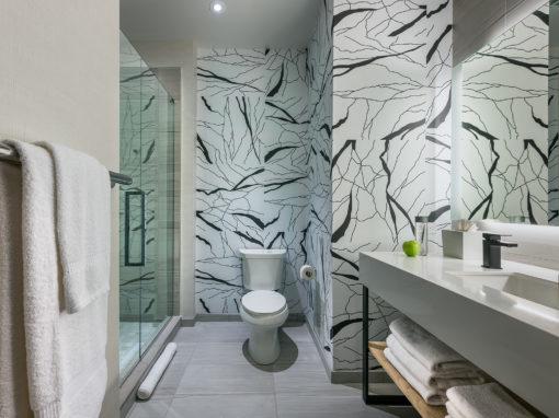 Hotel Zero Bathroom